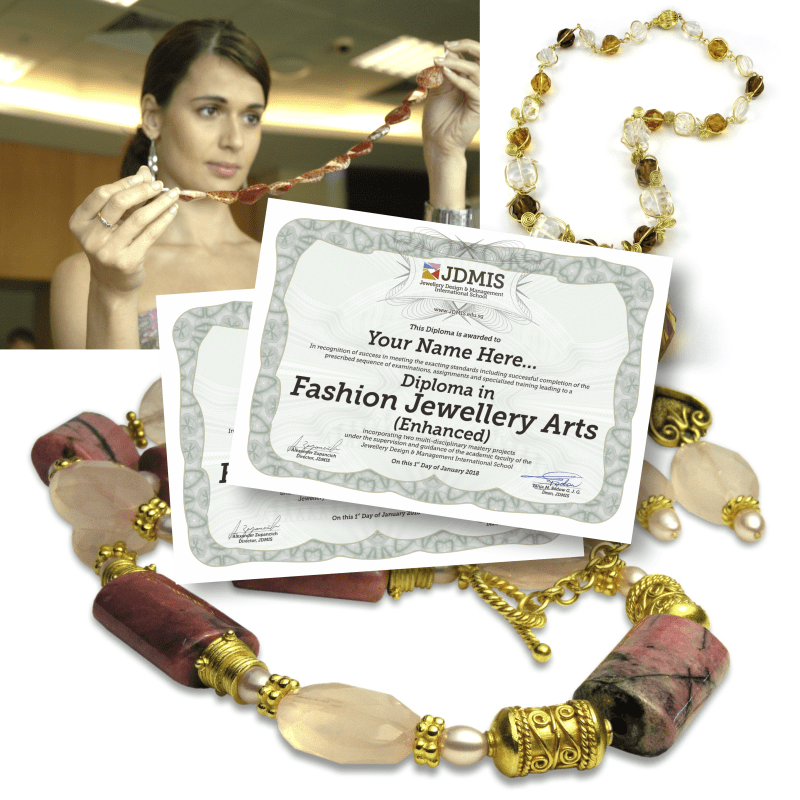 Fashion Jewellery Arts Diploma